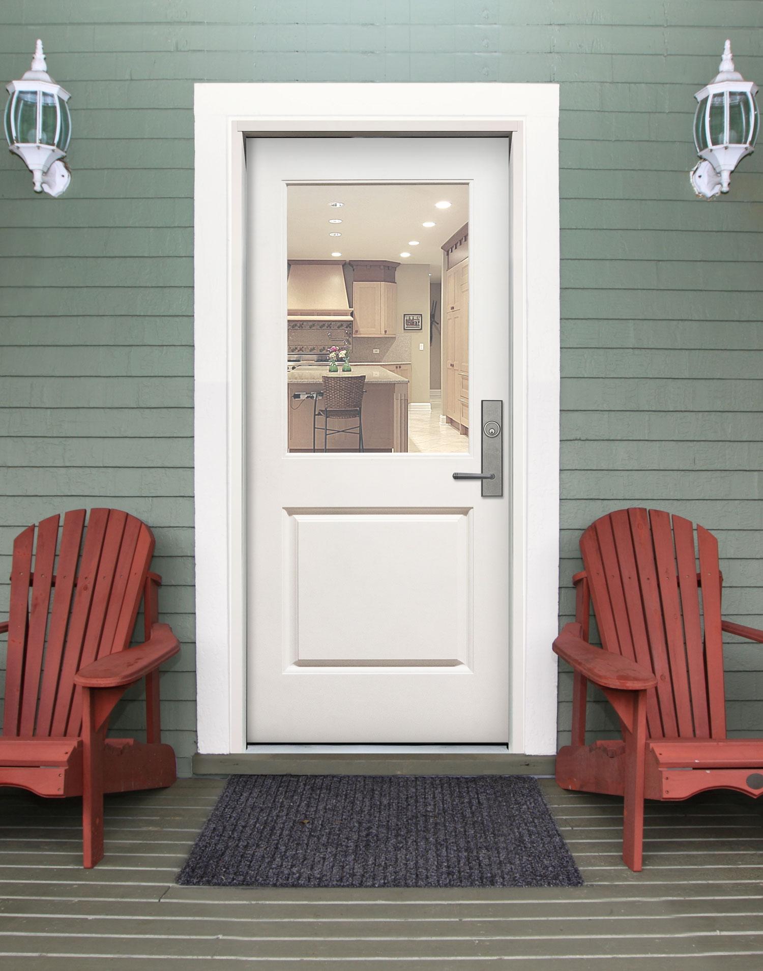 35 3 4 Quot X 79 1 4 Quot Half Lite Patio Door Glasscraft Direct